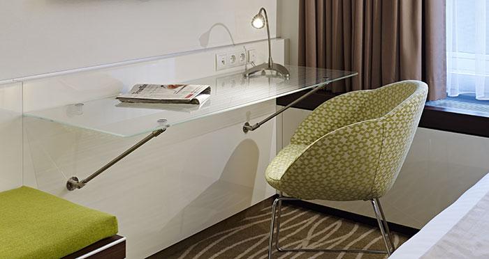 Alcamo, Referenz Steigenberger Airport Hotel Frankfurt